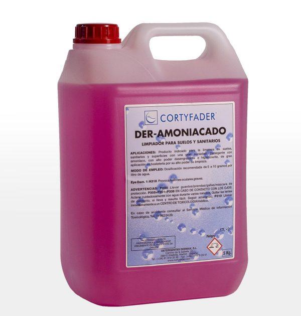 limpiador para suelos y sanitarios